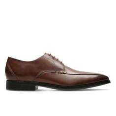 Ботинки-дерби кожаные Gilman Cap Clarks