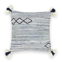 Чехол на подушку-валик из переработанного хлопка, Malacie Am.Pm.