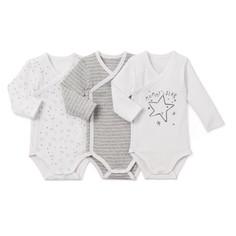 Комплект боди для новорожденного La Redoute Collections