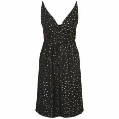 Платье расклешенное средней длины Vero Moda