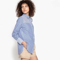 Рубашка в полоску LAURA Suncoo