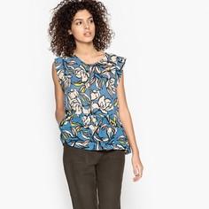 Блузка с принтом LILI Suncoo
