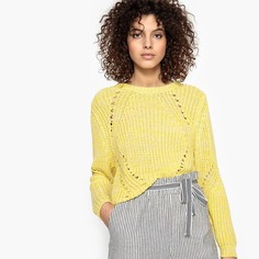 Пуловер с трикотажными вставками PAUL Suncoo