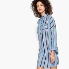 Платье-рубашка в полоску CESAR Suncoo