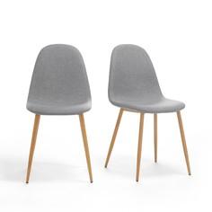 Комплект из 2 мягких стульев NORDIE La Redoute Interieurs