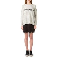 Пуловер с круглым вырезом из тонкого трикотажа Best Mountain