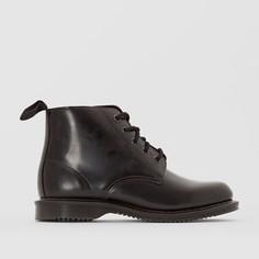 Ботинки кожаные на шнурках Emmeline DR Martens