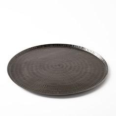 Поднос металлический кованый Sahani, диаметр 35 см Am.Pm.