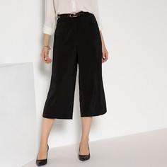Юбка-шорты широкая с плиссировкой спереди и сзади Anne Weyburn