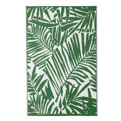 Коврик входной с рисунком пальмовые листья, CATALPA La Redoute Interieurs