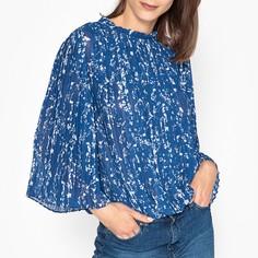 Блузка плиссированная SIAM Ba&;Sh