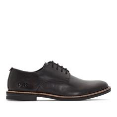 Ботинки-дерби кожаные Eldan Kickers