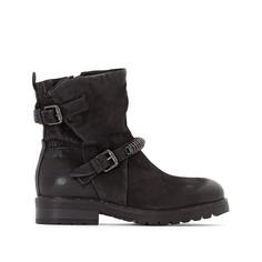 Ботинки кожаные Peperita Mjus