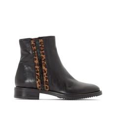 Ботинки кожаные Zarko Mjus