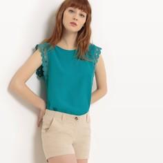 Блузка из вискозы Suncoo