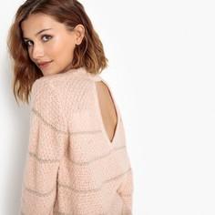 Пуловер с круглым вырезом из плотного трикотажа PACIANE Suncoo