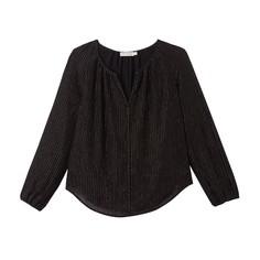 Блузка с широким декольте и длинными рукавами SEE U Soon