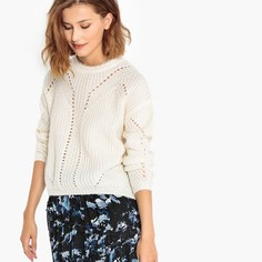 Пуловер из плотного трикотажа, с золотистой нитью, PATROCIE Suncoo