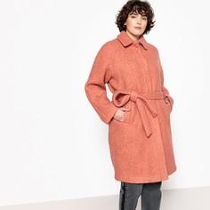 f3566d76a0860 Пальто серый меланж – купить пальто в интернет-магазине | Snik.co
