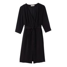 Платье с запахом, средняя длина, рукава 3/4 SEE U Soon