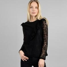 Блузка из кружева с длинными рукавами Molly Bracken