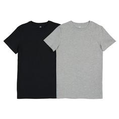 2 футболки с короткими рукавами, 10-16 лет La Redoute Collections