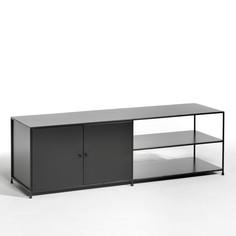 Мебель под телевизор из металла с 2 дверцами, Romy Am.Pm.