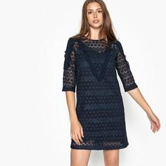 Платье из кружева на подкладке COREY Suncoo