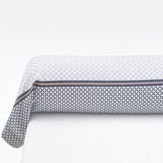 Наволочка на подушку-валик из хлопка NAYMA La Redoute Interieurs