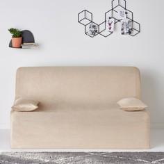 Чехол из искусственной замши для раскладного дивана KALA