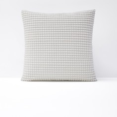 Чехол для подушки рельефный FLUFFY La Redoute Interieurs
