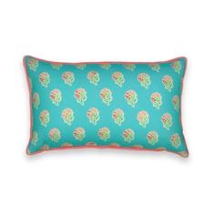 Чехол на подушку-валик с рисунком LATSE