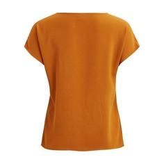 Блузка с короткими рукавами и завязками спереди Vila
