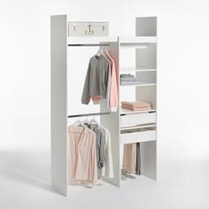 Гардероб модульный с 1 стеллажом и 2 отделениями для одежды Yann La Redoute Interieurs