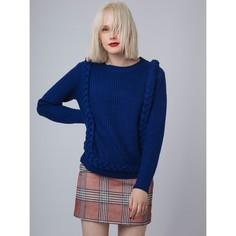 Пуловер с круглым вырезом Compania Fantastica