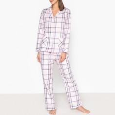 Пижама с рубашкой La Redoute Collections