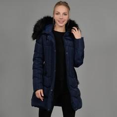Куртка средней длины с застежкой на молнию Molly Bracken