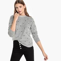 Пуловер с вышивкой звезды Best Mountain