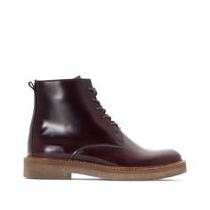 Ботильоны кожаные на каблуках Maylie Kickers