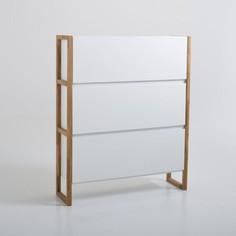 Шкаф для обуви с 3 опускными дверками, Compo La Redoute Interieurs