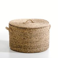 Корзина круглая из плетеных волокон эйхорнии. В36,5 см, Liane Am.Pm.