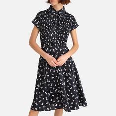 Платье-рубашка La Redoute