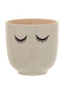 Чашка Audrey с ресничками Bloomingville