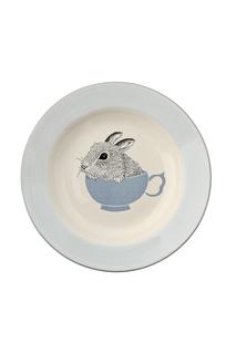 Тарелка для супа Albert Blue Bloomingville