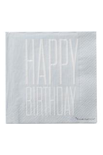 Набор салфеток Happy Birthday Bloomingville