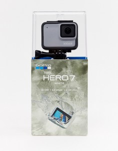 Белая экшн-камера GoPro HERO7 - Мульти
