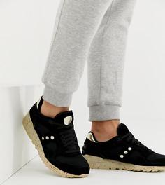 Черные кроссовки Saucony Shadow 5000 - Черный