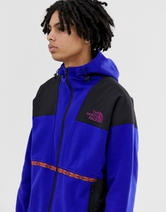 Синий флисовый топ The North Face 92 Rage - Синий