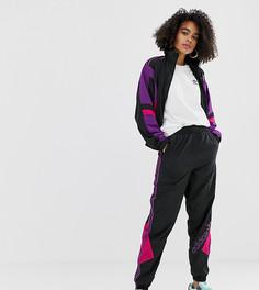 Спортивные штаны с логотипом adidas Originals - Черный