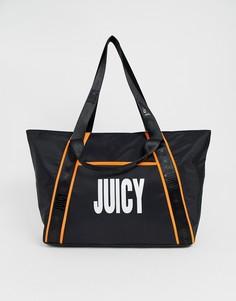 Сумка с логотипом Juicy Couture - Черный